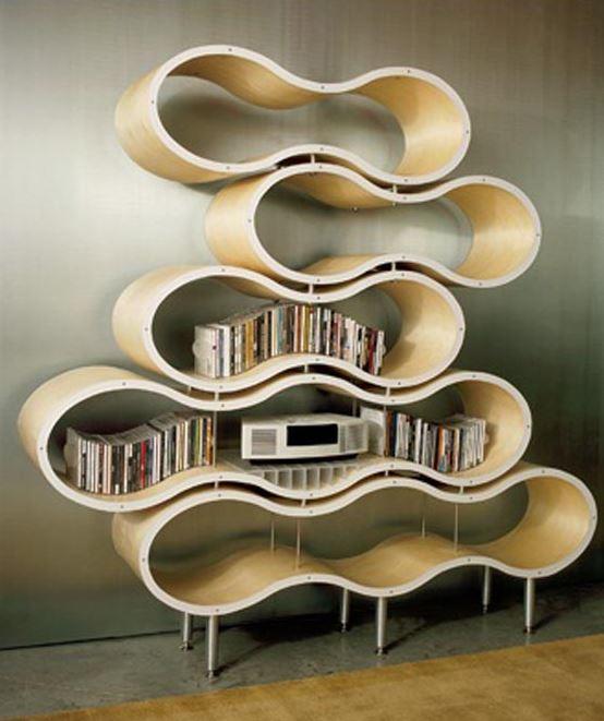 Honeycomb Bookshelf 146160198848kng