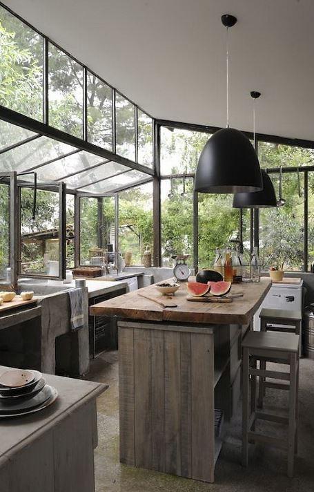 Modern Rustic Industrial Kitchen Decor 14612363164gkn8