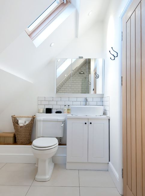 Bathroom Remodel Ideas To Inspire You: 17 Small And Functional Bathroom Design Ideas
