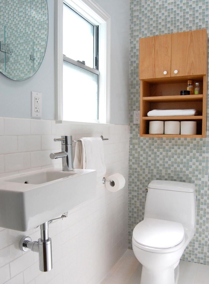 17 Small and Functional Bathroom Design Ideas | Decoration