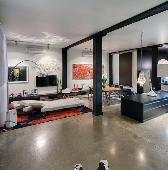 15 Amazing Interior Design Ideas For Modern Loft: 22 Amazing Modern Decorated Living Rooms