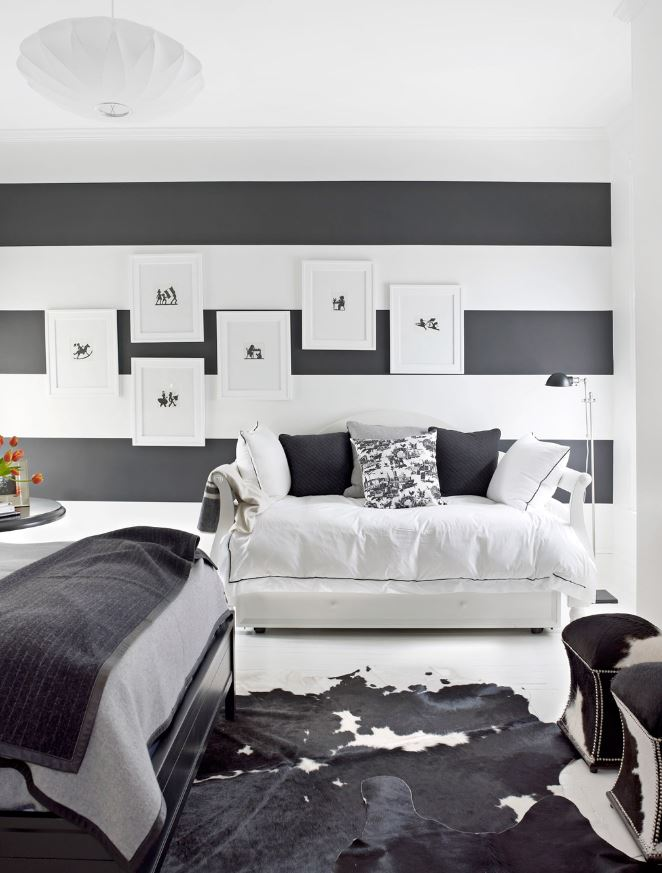 Black & White Decoration Ideas