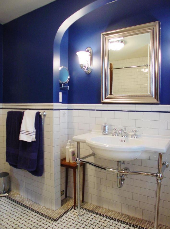 Colorful Bathrooms
