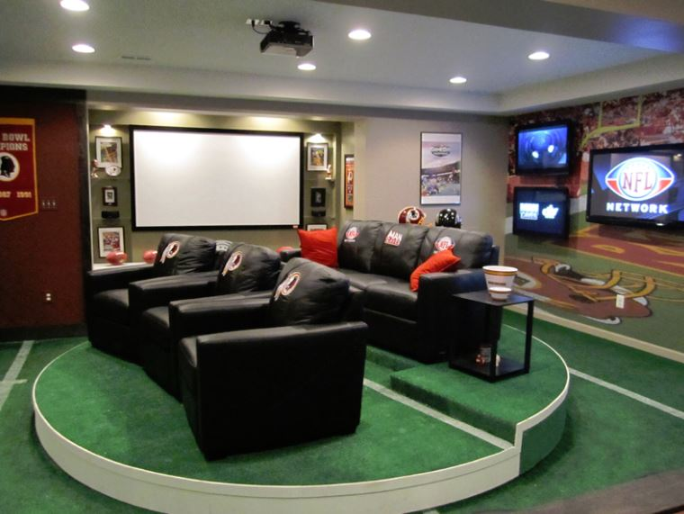 Real Man Cave Ideas : Ultimate man cave ideas decoration goals