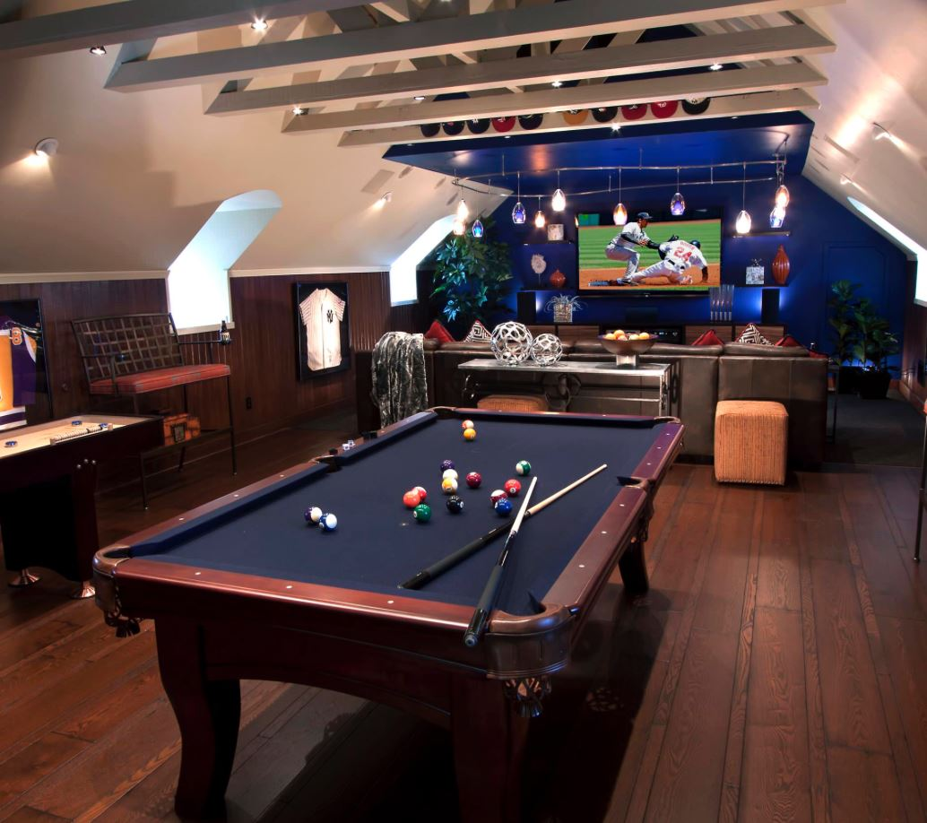 21 Ultimate Man Cave Ideas Decoration Goals