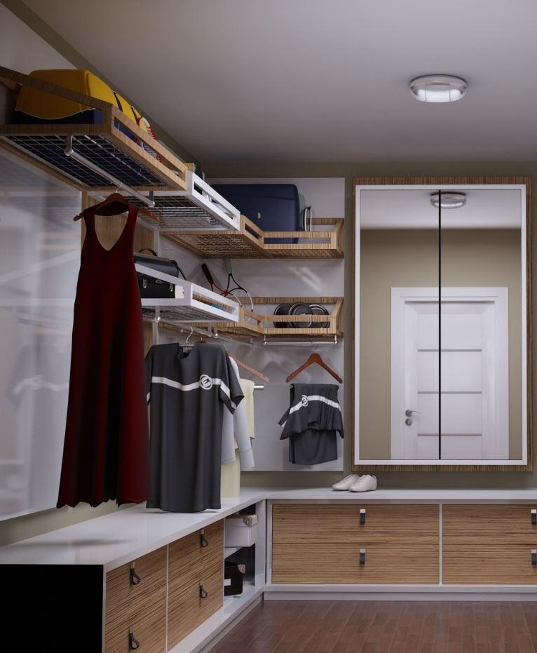 Closet Design Idea
