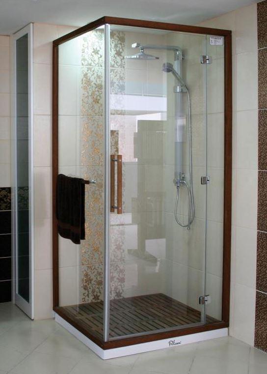 Classic Walk in Shower