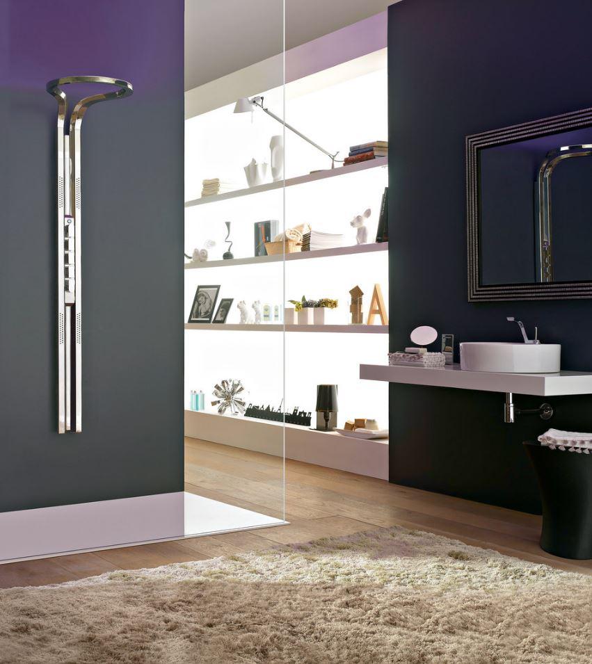 Creative Walk in Shower