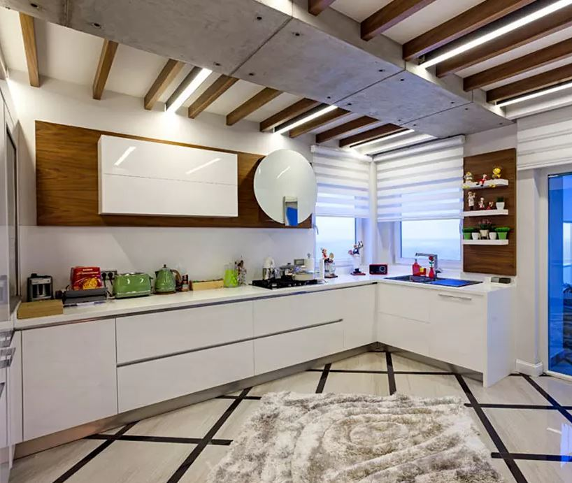 50 Small Kitchen Ideas And Designs: 50+ Modern Decorated Kitchen Design Ideas