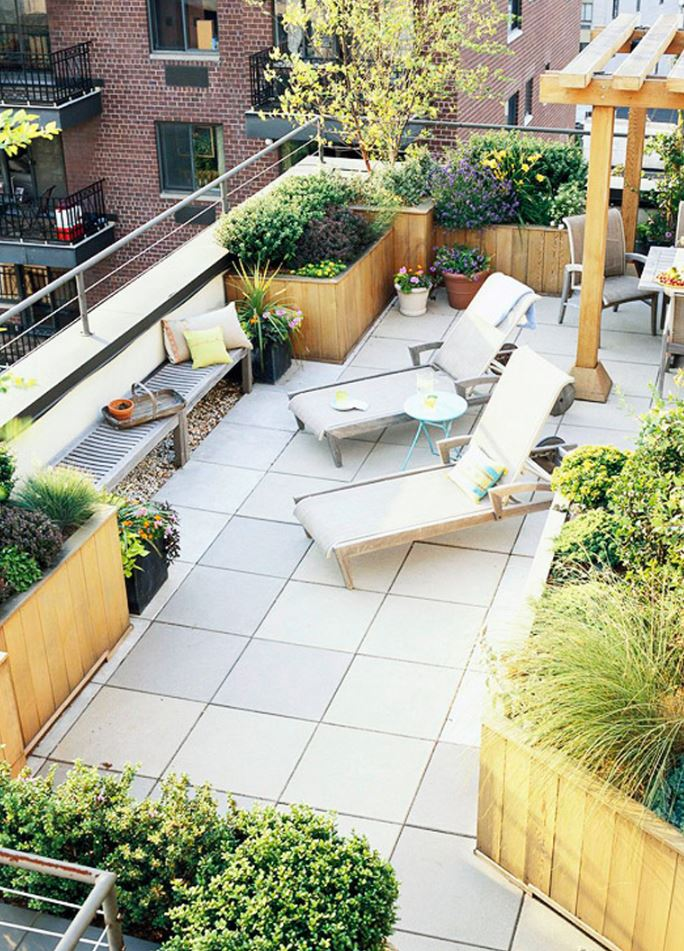 Terrace Decor Ideas