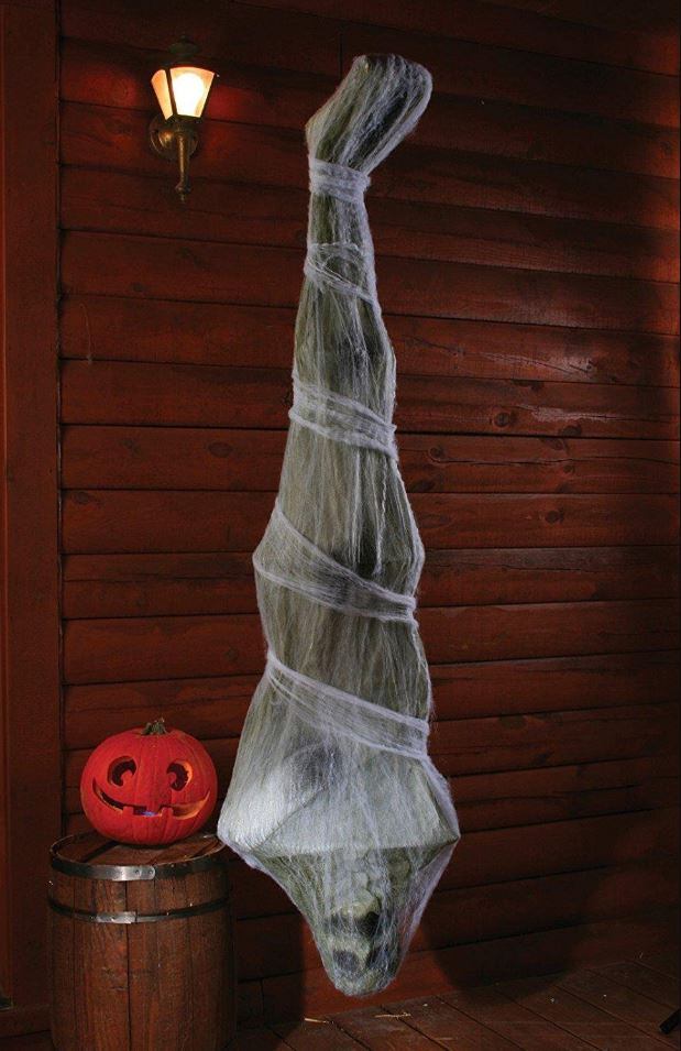 Cocoon Corpse Decoration