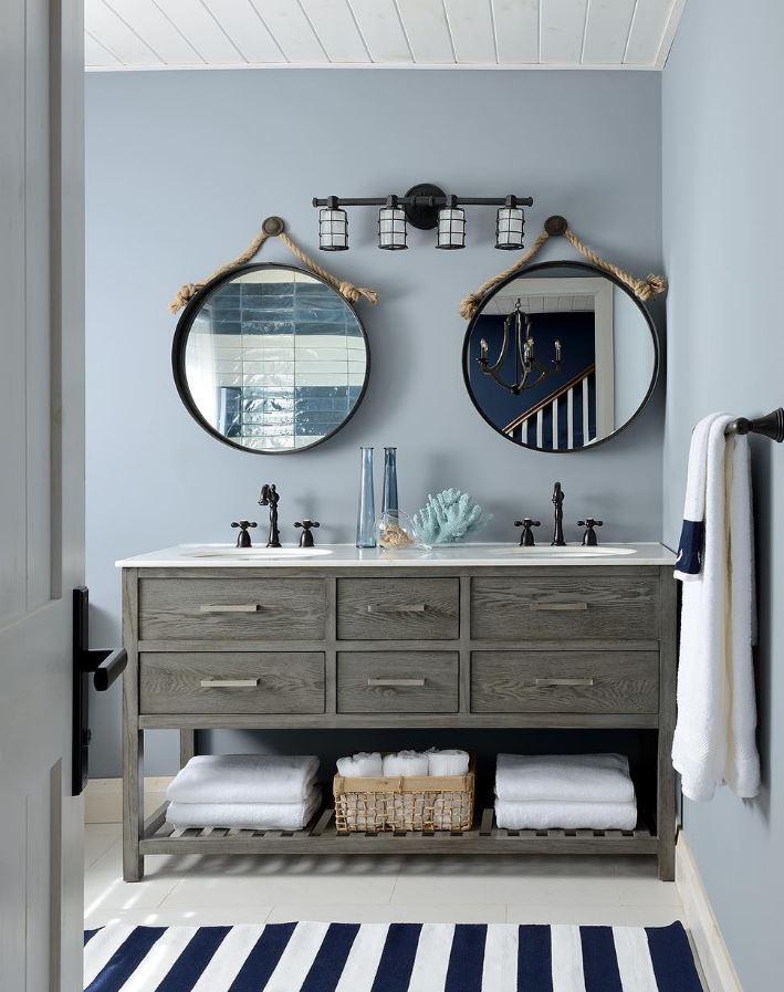 Cottage Guest Bathroom