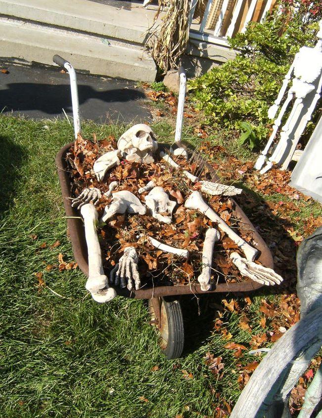 DIY Cemetery