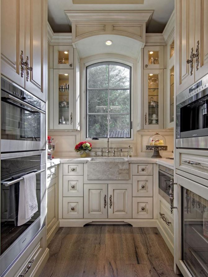 Detailed Kitchen