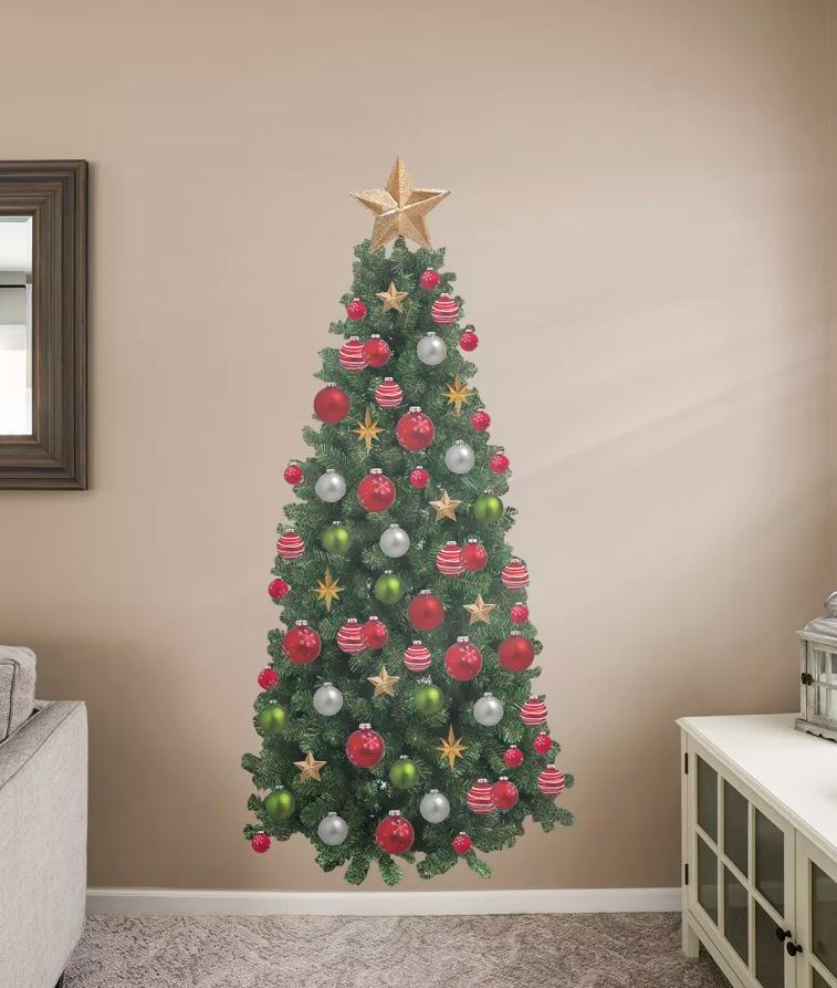 christmas wall decor 30 awesome wall decor ideas decoration goals 13304