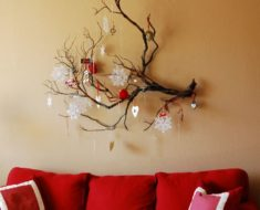 30 Awesome Christmas Wall Decor Ideas