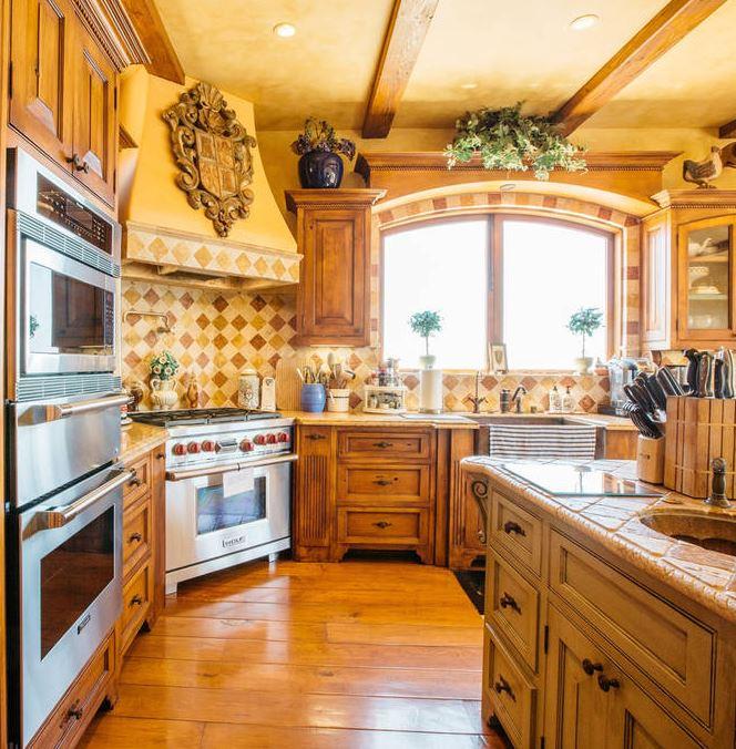 10+ Impressive Kitchen Decor Ideas