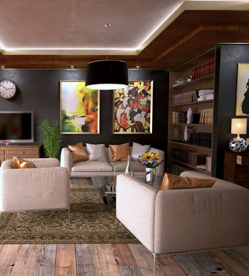 10+ Living Room Decoration Ideas