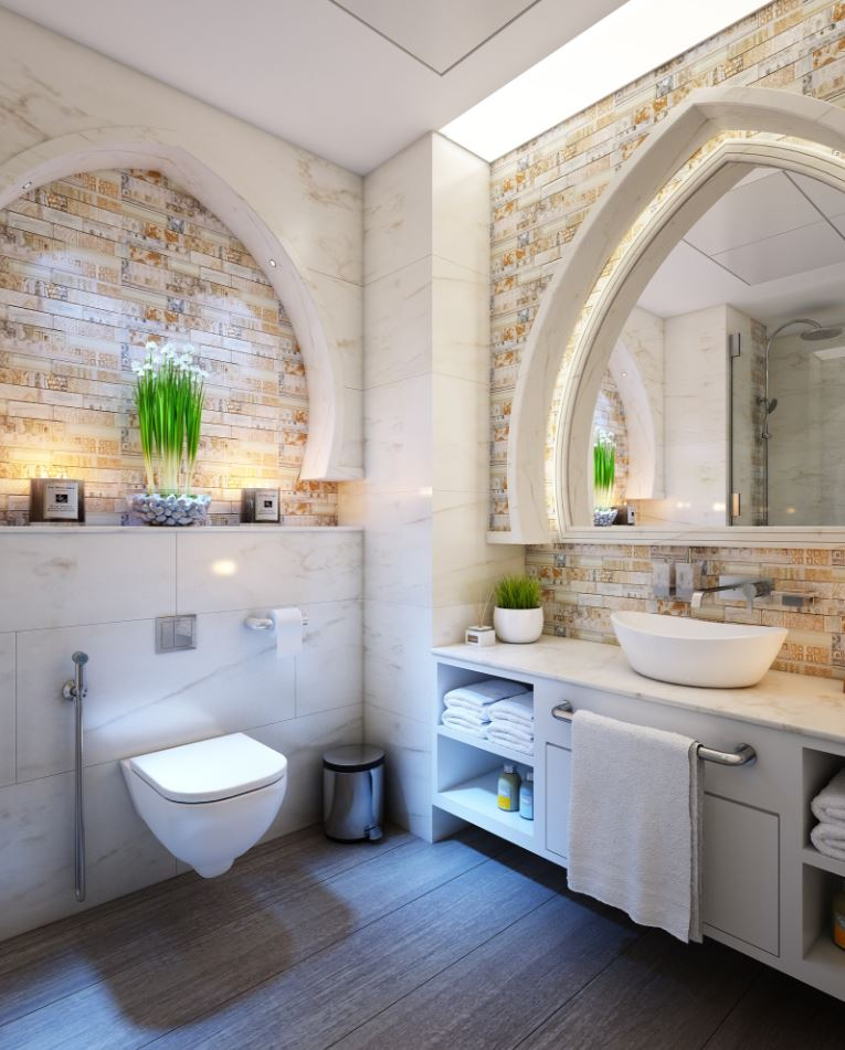 10+ Fabulous Bathroom Decor Ideas